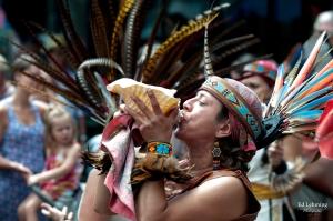 Mayan Ceremony - Kensington Market