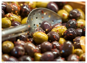 """""""Olives"""" - St. Lawrence Market, Toronto"""