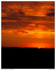 """Day's Last Light"" - Markham, Ontario"