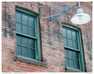 """Brickworks Windows"" - Evergreen Brickworks, Toronto"