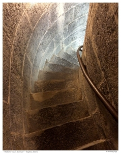 """Martelllo Tower Staircase""  -Kingston, Ontario"
