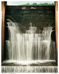 """High Falls Dam"" - York River, Bancroft"