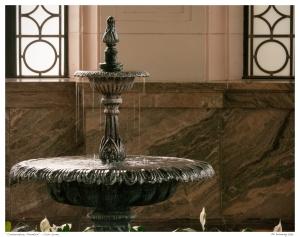 """Conservatory Fountain"" - Casa Loma"