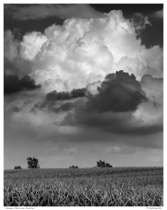 """Summer Skies over Ancaster"""
