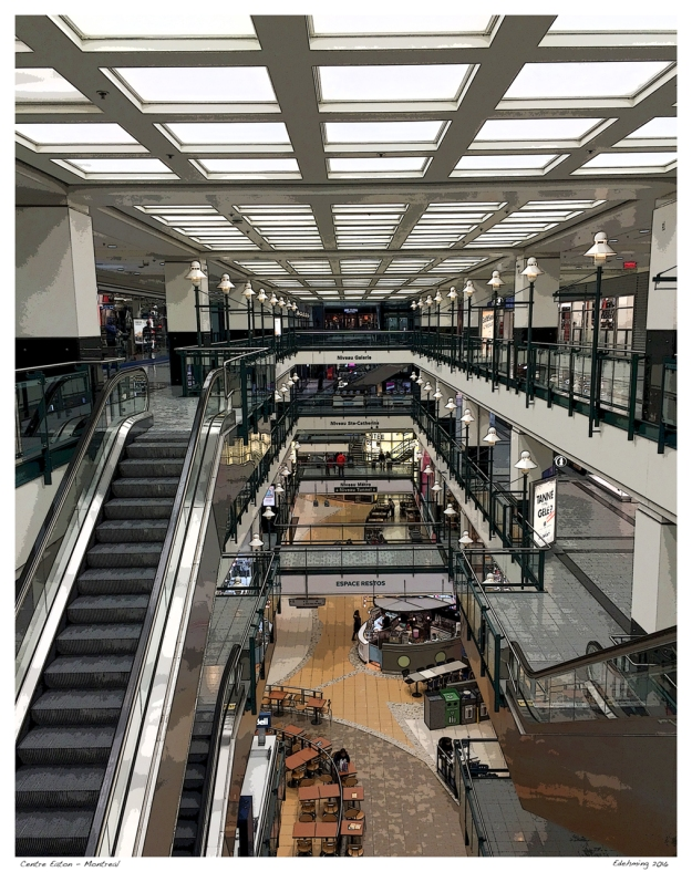 Eaton Centre - Montreal