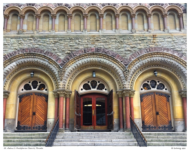 St. Andrew's Presbyterian Church, Toronto
