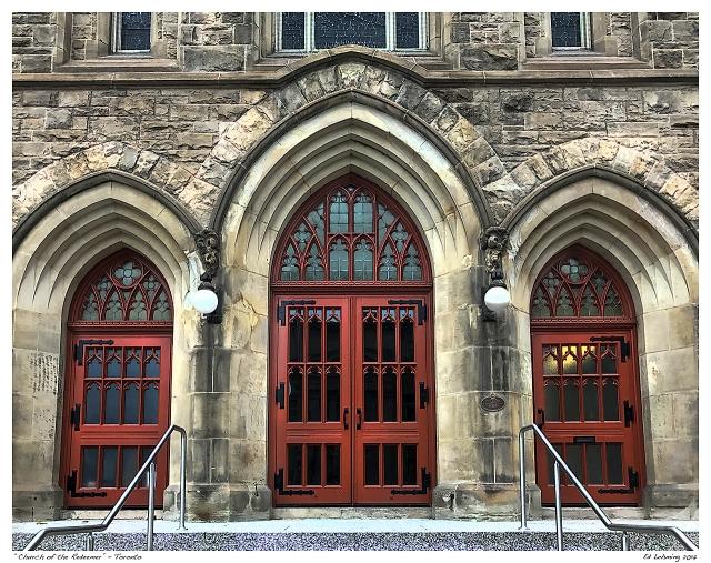 """Church of the Redeemer"" - Toronto"