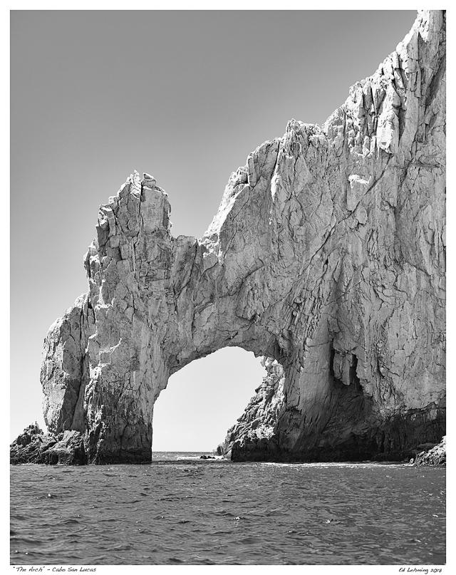 """""""The Arch"""" - Cabo San Lucas"""