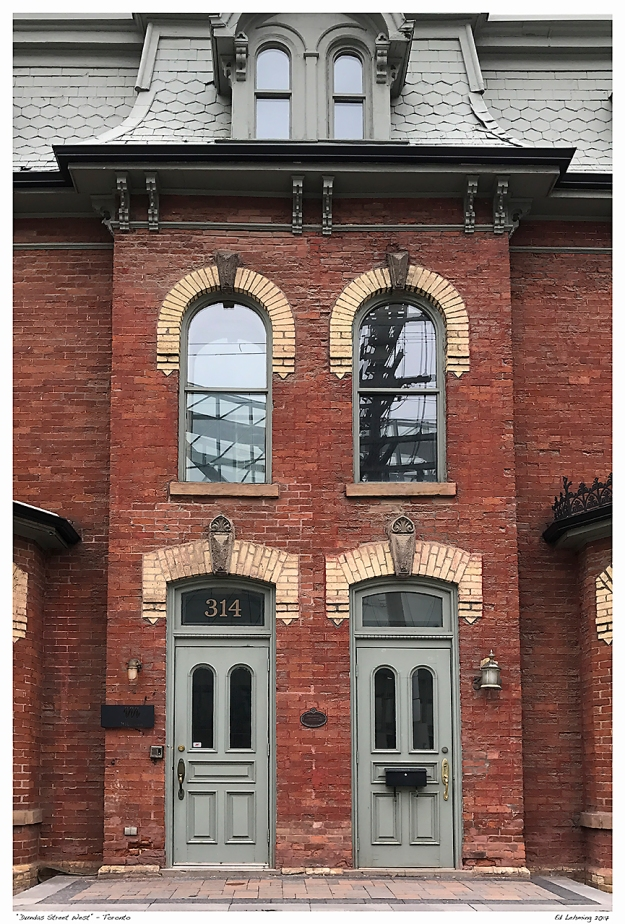 """Dundas Street West"" - Toronto"