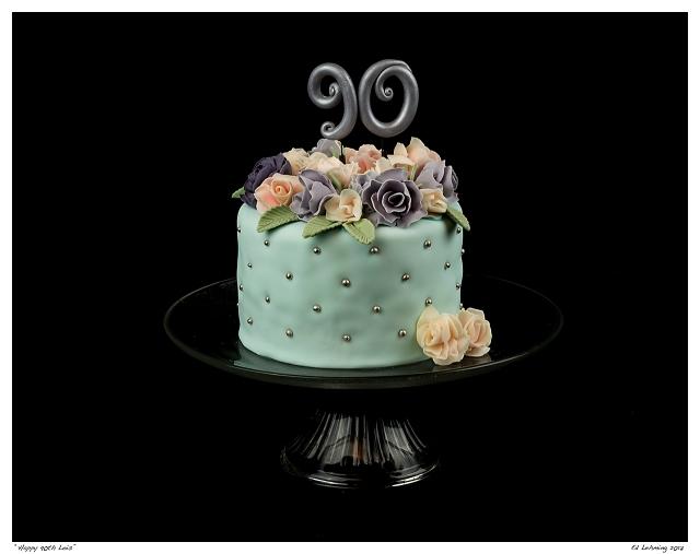 """Happy 90th Lois"""