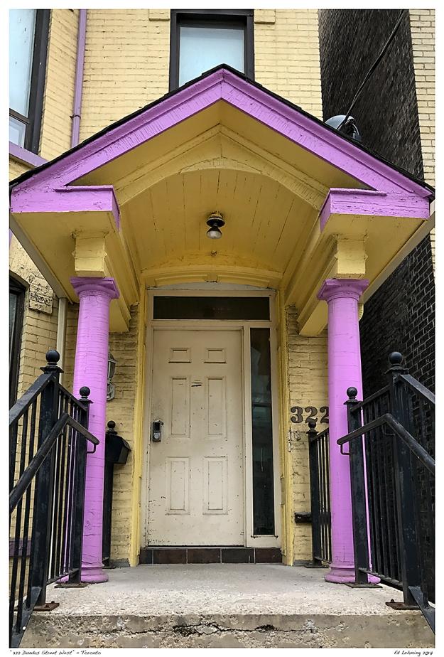 """322 Dundas Street West"" - Toronto"