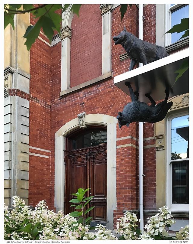 """582 Sherbourne Street"" James Copper House, Toronto"