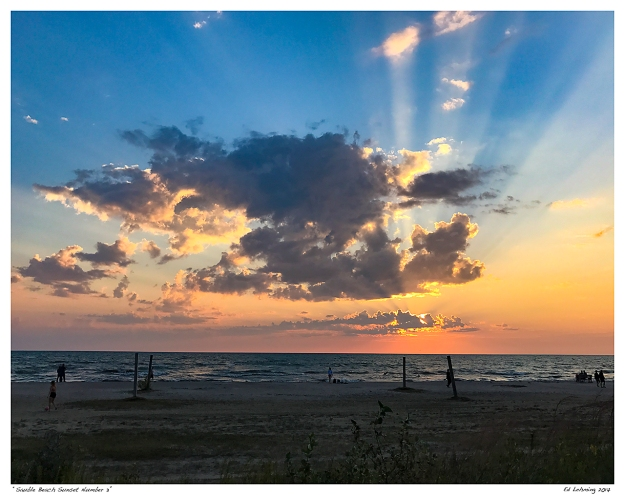 """""""Sauble Beach Sunset Number 3"""""""