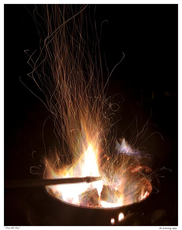 """""""Fire-Pit Fun"""""""