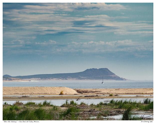 """""""Over the Estuary"""" - San Jose del Cabo, Mexico"""