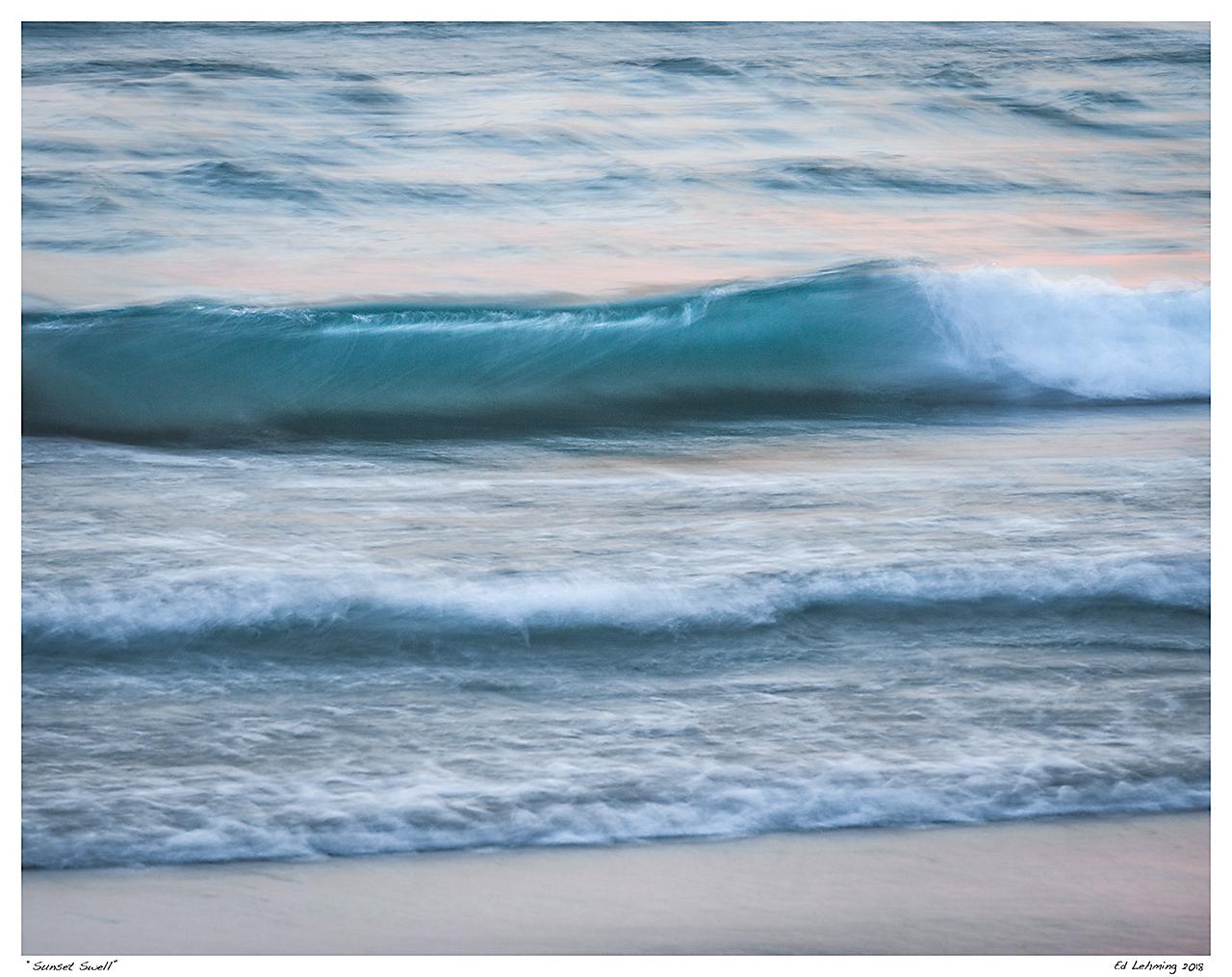 """Sunset Swell"""