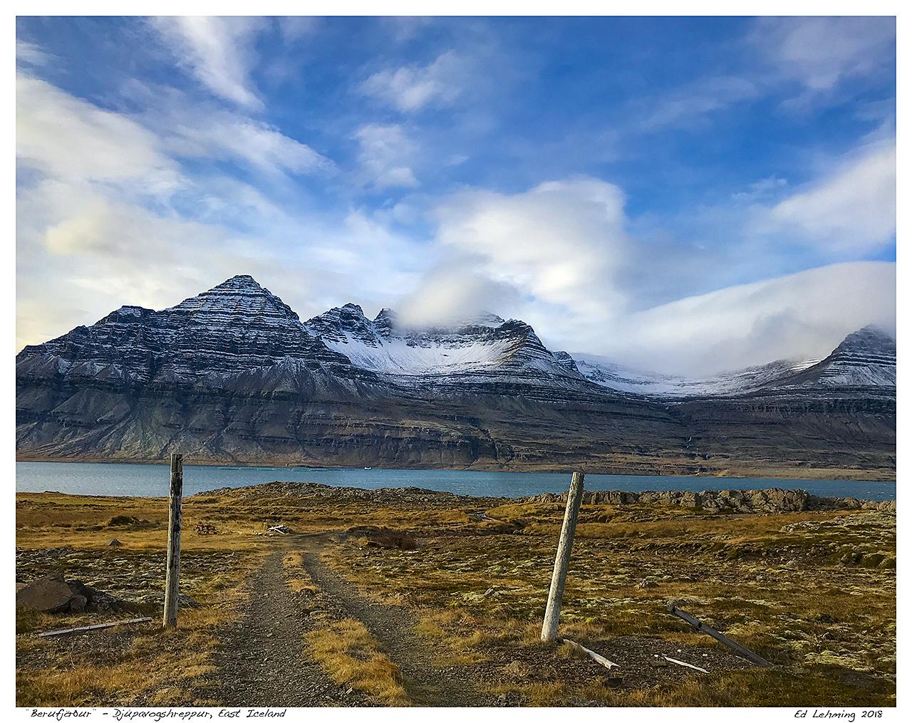 """""""Berufjörður"""" - Djúpavogshreppur, East Iceland"""