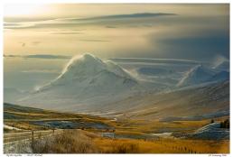 """""""Grjótárhnjúkur"""" - North Iceland"""