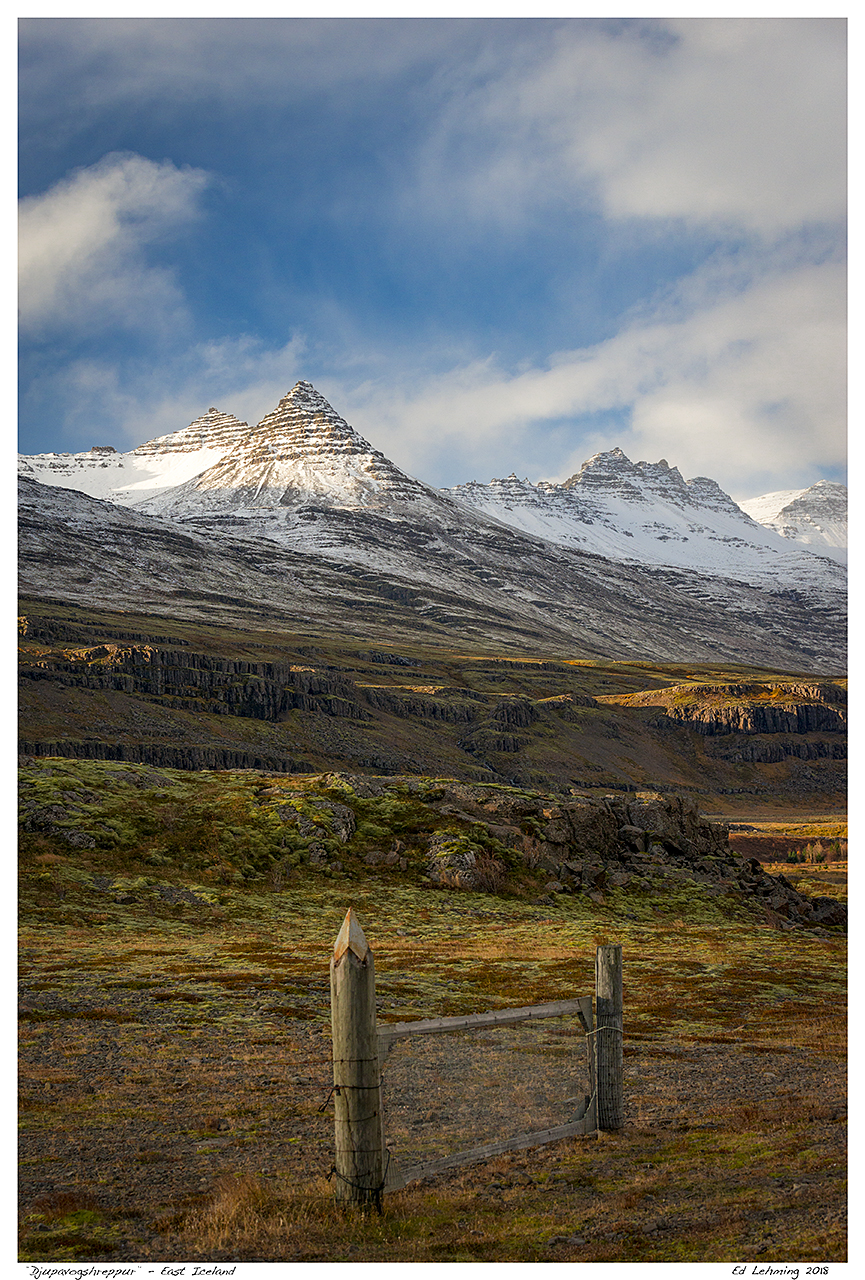 """""""Djúpavogshreppur"""" - East Iceland"""