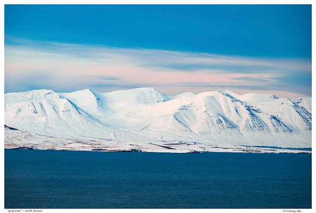 """""""Eyjafjörður"""" - North Iceland"""