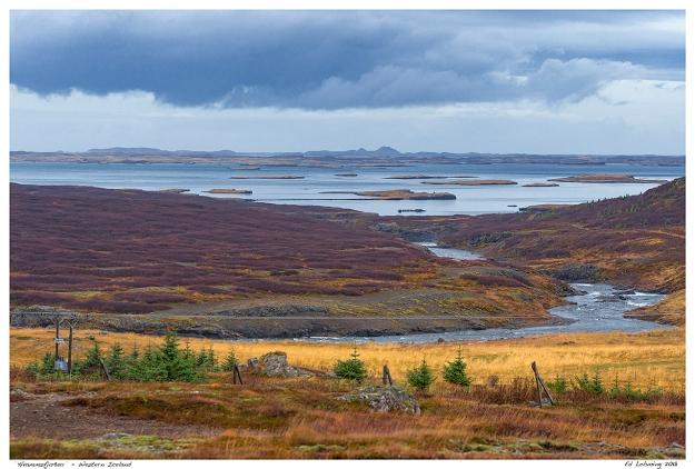 """""""Hvammsfjörður"""" - Western Iceland"""