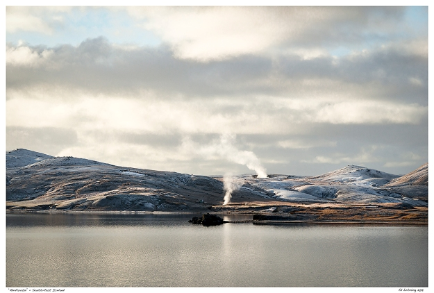 """Kleifarvatn"" - South-East Iceland"