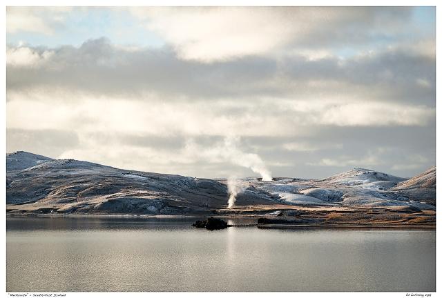 """Kleifarvatn"" - South-East Iceland"