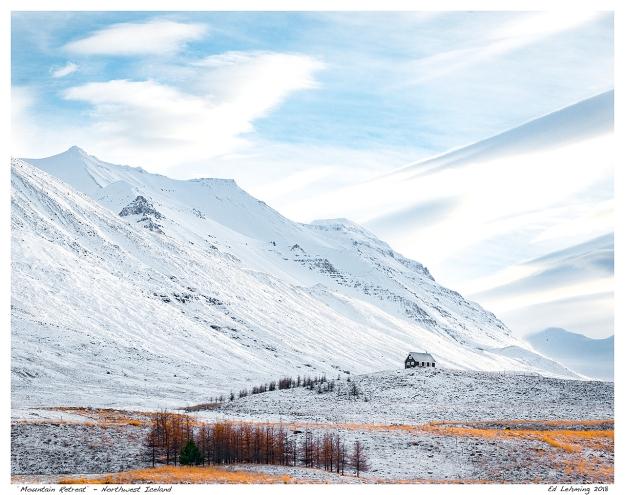 """Mountain Retreat"" - Northwest Iceland"