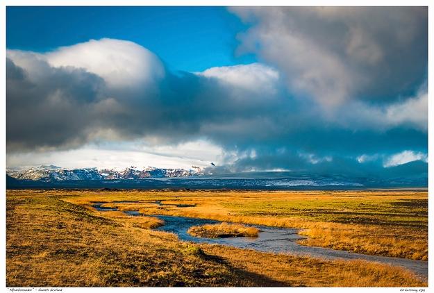 """Mýrdalssandur"" - South Iceland"
