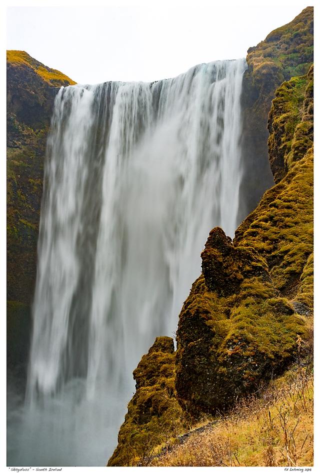 """""""Skógafoss"""" - South Iceland"""