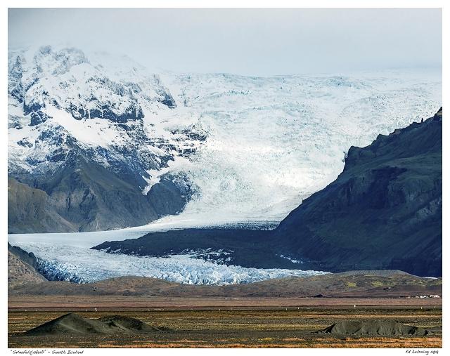 """Svínafelsjökull"" - South Iceland"