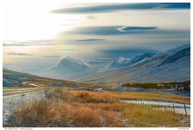 """""""The Golden Valley"""" - Northern Iceland"""