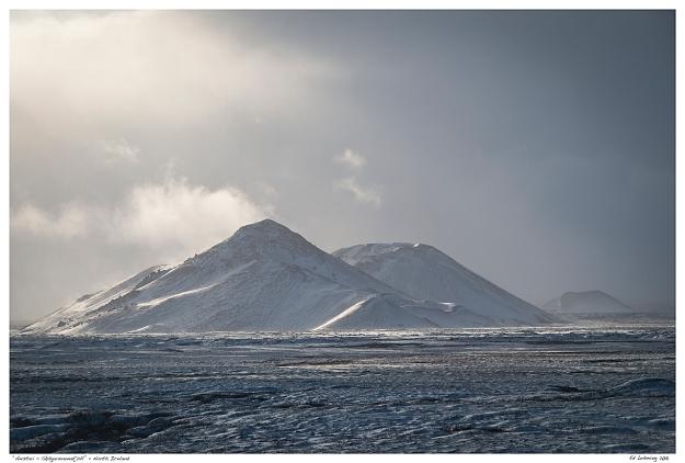 """""""Austari - Skógarmannafjöll"""" - North Iceland"""