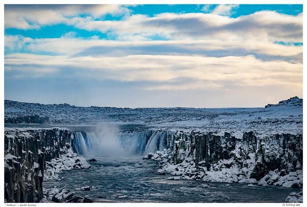 """Selfoss"" - North Iceland"